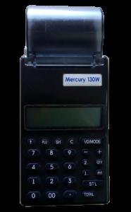 Mercury 130w etr